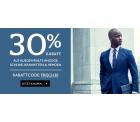Dobell – 30% Rabatt ohne MBW auf ausgewählte Anzüge, Schuhe, Krawatten und Hemden und 20% Rabatt ohne MBW auf alles
