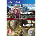 MyMemory: Far Cry Primal/ Far Cry 4 Double Pack (Sony PS4) für nur 19,30 Euro statt 46,35 Euro bei Idealo