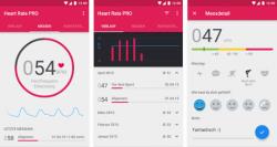 Runtastic Heart Rate Pro – Herzfrequenz- und Pulsmess-App für Android und iOS kostenlos statt 1,99€