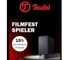 @teufel: 15% Festspielrabatt auf alle Heimkinoprodukte online und bei KaDeWe