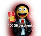 Vodafone: Kostenlose Prepaid-Freikarte mit 100 GB Datenvolumen in der Giga Boost Aktion jetzt auch für Festnetz-, GigaCube- und TV-Kunden