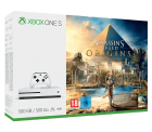 Xbox One S 500GB Konsole + versch. Games im Bundle für je 199 € (249 € Idealo) @Saturn