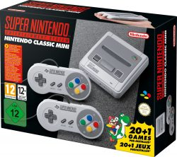 Amazon: Super Nintendo Entertainment System Classic Mini für nur 71,19 Euro statt 79,04 Euro bei Idealo
