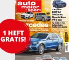 Conrad Electronic: Eine Ausgabe von Auto Motor und Sport kostenlos (muss nicht gekündigt werden)