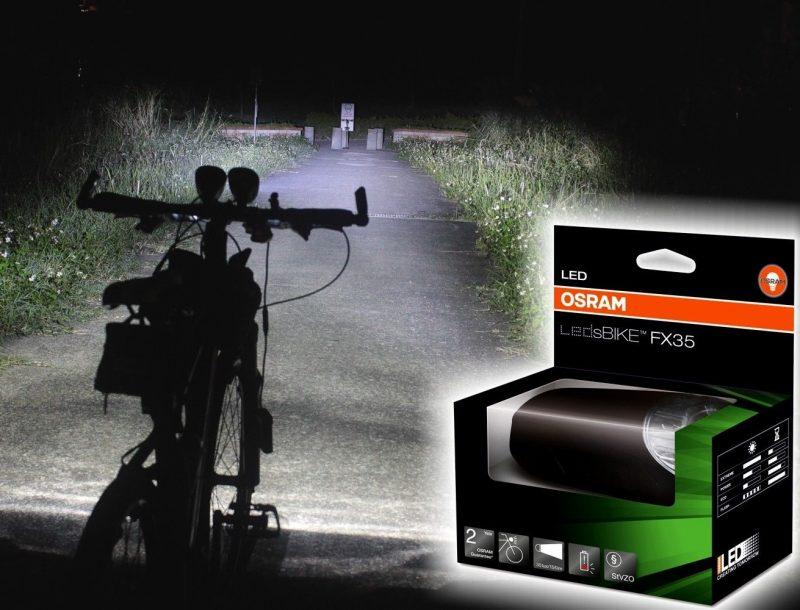 Ebay Osram Ledsbike Fx 35 Led Fahrrad Scheinwerfer Fur Nur 14 90
