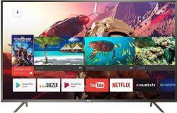 TCL U49P6006 49 Zoll UHD 4K Triple Tuner Smart TV für 349 € (449,99 € Idealo) @Saturn und Amazon