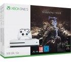 Xbox One S 500GB + Mittelerde: Schatten des Krieges für 199 € (235,12 € Idealo) @Saturn