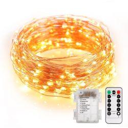 z.B.20 Meter200 LEDs Kupferdraht LED Lichterkette, IP65 mit ...