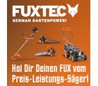 25% Rabatt auf ausgewählte Fuxtec Gartengeräte mit 100€ MBW @ebay