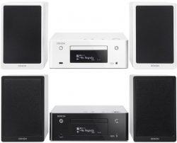 Denon CEOL N9 Kompaktanlage mit DLNA und Airplay in weiß oder schwarz für 299 € (343,17 € Idealo) @Cyberport