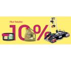Ebay – Nur heute 10% Rabatt auf Hifi & Navigation, Auto-Ersatzteile und Zubehör und mehr durch Gutscheincode ohne MBW
