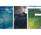 Google Play Store – Weather Forecast Pro / Wettervorhersage App für Android kostenlos statt 3,79€