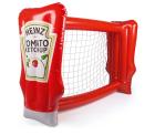 Gratis Aufblasbares Tor beim Kauf von 2x Heinz Produkten oder einem Multi-Pack sichern