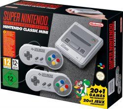 iBood – Super Nintendo Classic Mini für 69,95€ (74,31€ PVG)