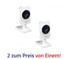 Office-Partner: 2er Pack D-Link DCS-935L IP Überwachungskameras mit Gutschein zum Preis von einer für nur 49,90 Euro statt 95,78 Euro bei Idealo