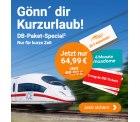 weg.de: 2x DB-Tickets gültig für ICE, IC/EC ab 59,99 Euro + 20 Euro weg,de Gutschein + 6 Monate maxdome