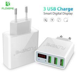 Amazon: 3-Port USB Schnellladegerät mit Gutschein für nur 6,99 Euro statt 13,99 Euro