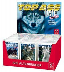 Amazon – Top Ass Tiere  30 Stück 6-fach sortiert im Display für 8,06€ statt 44,74€