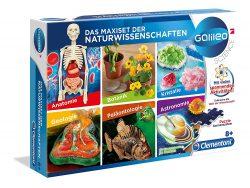 Amazon und Toys R Us – Galileo – Das Maxi-Set der Naturwissenschaften für 24,98€ (38€ PVG)