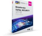 Bitdefender Total Security 2018 – kostenlos für 6 Monate
