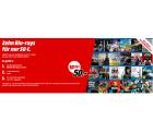 MediaMarkt: 10 Blu-ray für 50 Euro