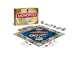 Monopoly – James Bond (Limited Edition) für 13 € (33,99 € Idealo) @Saturn