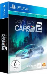 Project Cars 2 Limited Edition (PS4) für 29,99€ [idealo: 37,95€] @Amazon