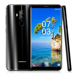 Amazon: HOMTOM S8 Smartphone mit 5,7 Zoll 4GB RAM 64GB ROM Android 7.0 mit Gutschein für nur 90,99 Euro statt 129,99 Euro bei Idealo