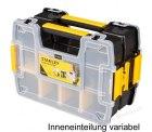 Amazon: Stanley Sortmaster Doppelorganizer Werkzeugbox leer für nur 6,68 Euro statt 14,32 Euro bei Idealo
