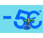 eBay – 5€ Rabatt auf ausgewählte Artikel durch Gutscheincode (kein MBW)