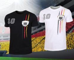 Hoodbyoz: 50% Rabatt auf alles mit Gutschein ohne MBW z.B. Hoodboyz Deutschland T-Shirt für nur 4,95 Euro