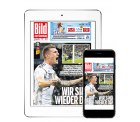 ikiosk: Bild am Sonntag von heute als PDF mit Gutschein kostenlos statt 2,10 Euro