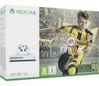 Microsoft Xbox One S 500GB + FIFA 17 für 169 € (237,98 € Idealo)...