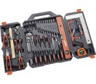 Voelkner: Crescent Heimwerker Werkzeugset im Koffer 95teilig für nur 79,79 Euro statt 169,99 Euro bei Idealo