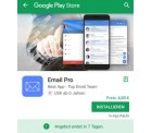 Google Play Store: Email Pro Android App kostenlos statt 4,39 Euro