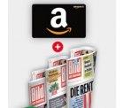 Lesershop24 – 3 Monate Bild am Sonntag für 27,30 € + 25 € Amazon Gutschein + 5 € bei Bankeinzug