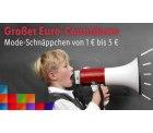 LIDL: Lager Räumung mit Mode-Schnäppchen ab 1 Euro bis maximal 5 Euro (ab 30 Euro MBW keine Versandkosten mit Gutschein)