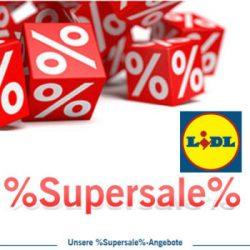 LIDL: Super Sale mit vielen Angeboten in verschiedenen Kategorien wie z.B. der SILVERCREST WLAN-Lautsprecher für nur 39,94 Euro statt 72,90 Euro bei Idealo