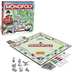 Amazon – Hasbro Monopoly Classic für nur 16,79 € statt 20,74 € laut PVG