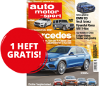 Conrad: Eine Ausgabe Auto Motor und Sport kostenlos (muss nicht gekündigt werden, läuft automatisch aus!)