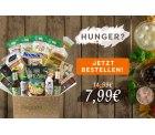 Degustabox  7,99 € für die 1. Überraschungsbox  statt 14,99 € + Gratis-Artikel + kostenloser Versand