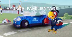 Kostenloser Eintritt ins Legoland Deutschland für alle Hyundai-Fahrer (nur am 29. und 30. September)
