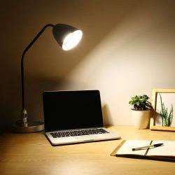 LED Schwanenhals Lampe 7W für 12,64€ mit Gutschein @Amazon