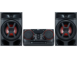 LG CK43 Soundsysteme Mini-HiFi Anlage für 99 € (139,99 € Idealo) @Media-Markt