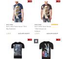 Outlet46 – 151 verschiedene RUSTY NEAL T-Shirts zu je 2,99€