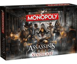 Saturn – WINNING MOVES Monopoly Assassins Creed  für 16,99 € inklusive Versand statt 30,99 € laut PVG