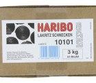 Amazon – Haribo Rotella Lakritzschnecken (3000 g) für 8,43 € statt 15,54 € laut PVG