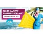 Eurowings – Sommerflüge bis Ende Oktober 2019 ab 16,99 € buchbar
