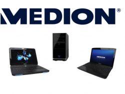 Medion – 25€ Rabatt auf alles durch Gutscheincode (100€ MBW)