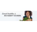 Real Lebensmittelshop – Für 100 € bestellen und einmalig 40 € Rabatt erhalten